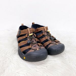 🌺Keen Brown Strap Newport H2 Hiking Shoes